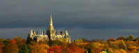 Fettes in an Edinburgh Autumn