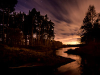 Dark Forest - Harlaw at night